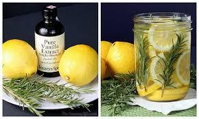 como hacer aromatizante casero